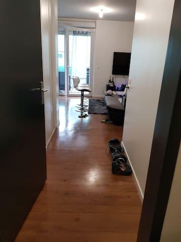 Appartement F2 joli très propre