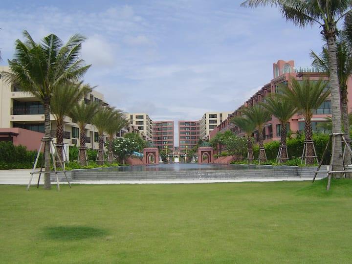 Beach Location; Marrakesh Residence; Hua Hin