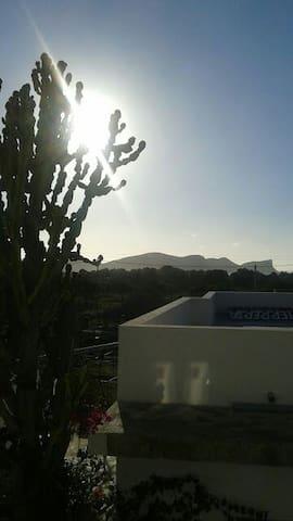 Habitación con vistas, Sa Caleta - Sant Josep de sa Talaia - Dům