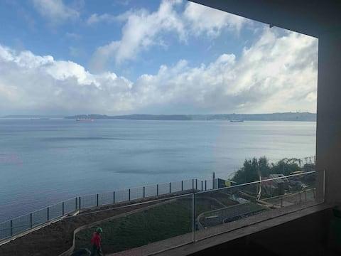 Departamento Nuevo, CondominTerramar, Vista al Mar