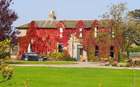 The Annexe at Kirkmay Farmhouse, Crail.