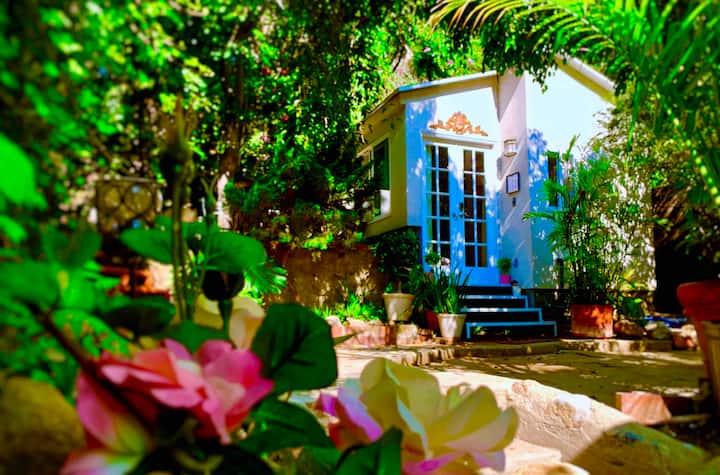ROMANTIC HOLLYWOOD HILLS GUEST-HOUSE +VIEWS/GARDEN