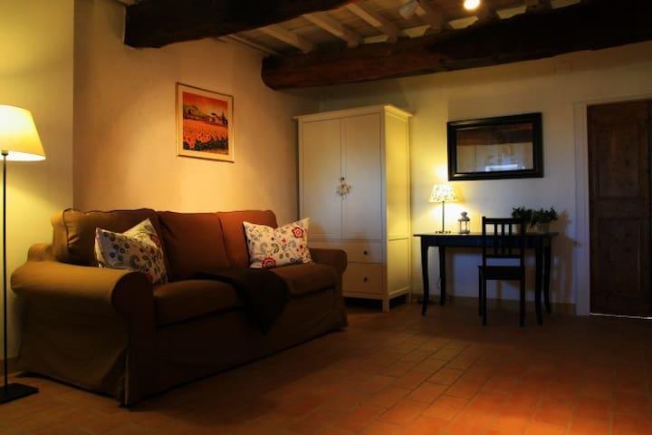 Country house LA CASA DELLE LUNE - Mombaroccio - Rumah