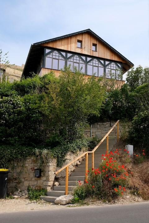Haus Albanus im Schweigenberg