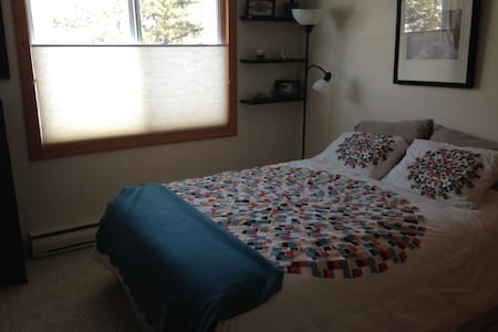 Hot tub/pet friendly/room in Dillon - Dillon - Casa