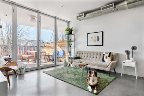 Sunny Designer Apartment in Prospect Hts Brooklyn!