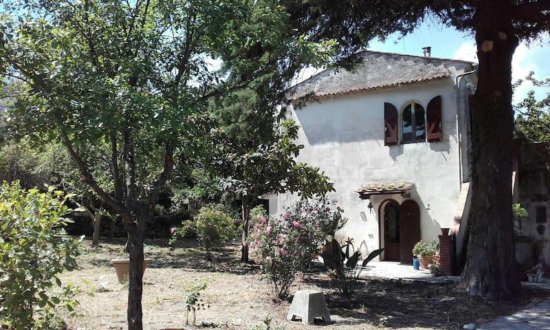 Casetta Timonaia, tipica casa elbana vista mare - Marciana Marina - Casa