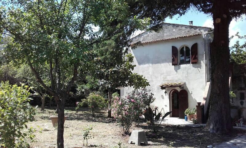 Casetta Timonaia, tipica casa elbana vista mare - Marciana Marina - 獨棟