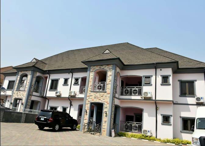Onim Luxury Apartments.