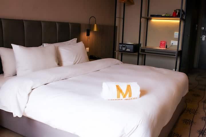 Mtree Hotel-Premier King Room W BF