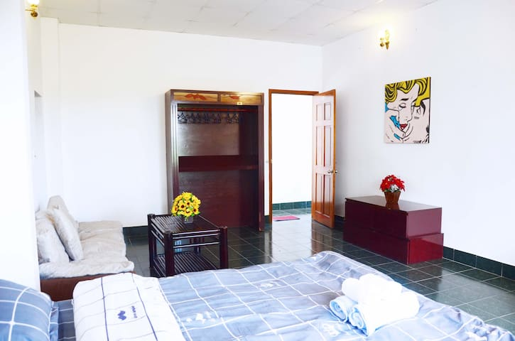 Master Room In Eco Area near City Central (#209)