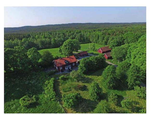 Fjällgården Granan, Kroppefjäll