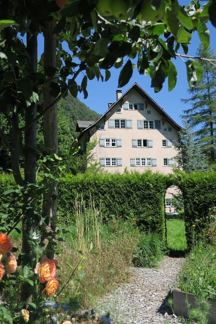 Landvogthaus - Das Privathotel im  Museum