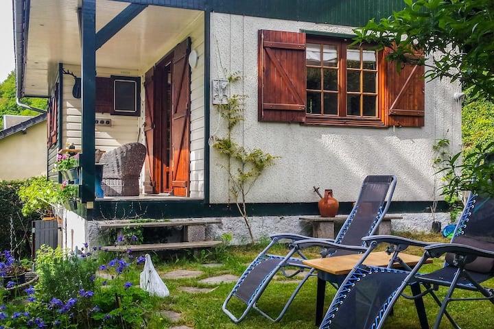 Maison de vacances à Miremont avec jardin, terrasse, véranda