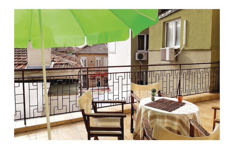 Holiday apartment with 1 bedroom on 78 m²