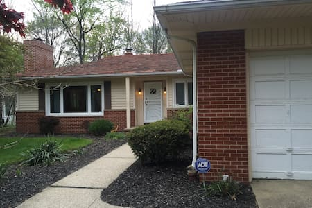 Imani House - Cleveland Heights - Bed & Breakfast