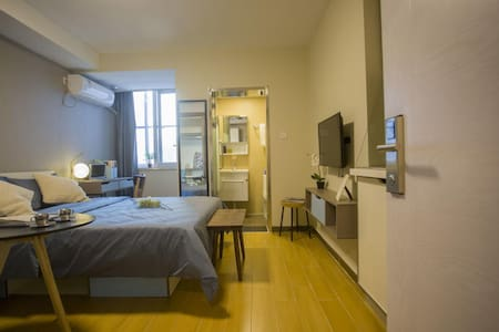 精英公寓 一室一厅 精装 - Wenzhou - Apartment