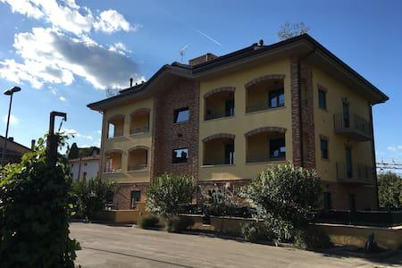 Luxury apartment near Assisi - Bastia Umbra - 公寓
