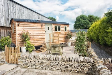 Bertie's Retreat, Shepherds Hut - Foolow - Chata