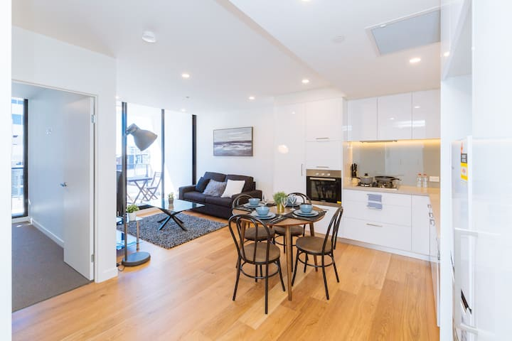 ★Stunning★ 1Bed Apt @ Heart of SouthBank-Brand New