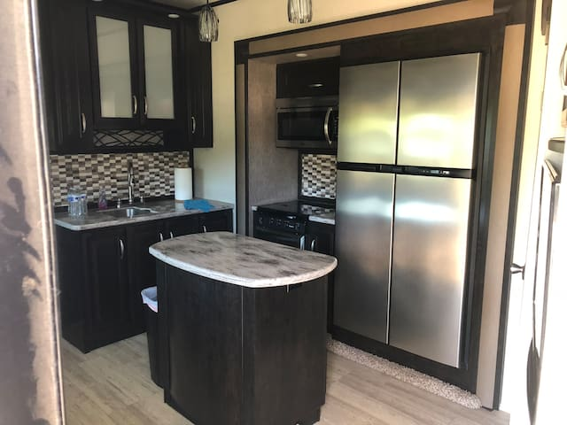 Kitchen - living space