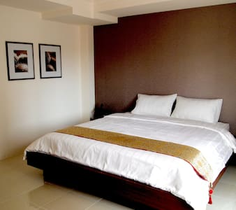 Furnished 1 BR in Green Bamboo Apartment(#201)