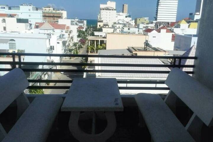 Budget, family hotel nearby the ocean. - Nha Trang - Gästehaus