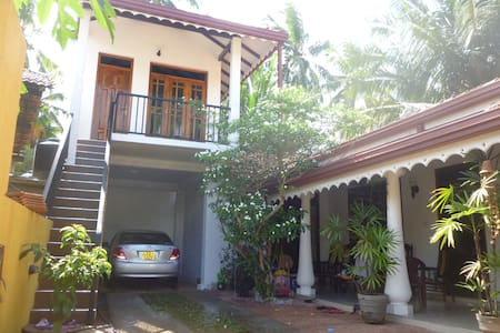 Negombo-Visit Holiday Lanka Comfortable AC room - Negombo
