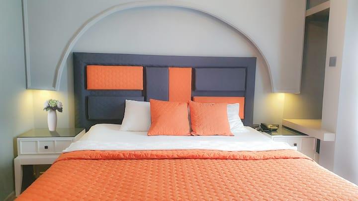 BUTIKS HOTEL FAMİLY ODA 4 KİŞİLİK