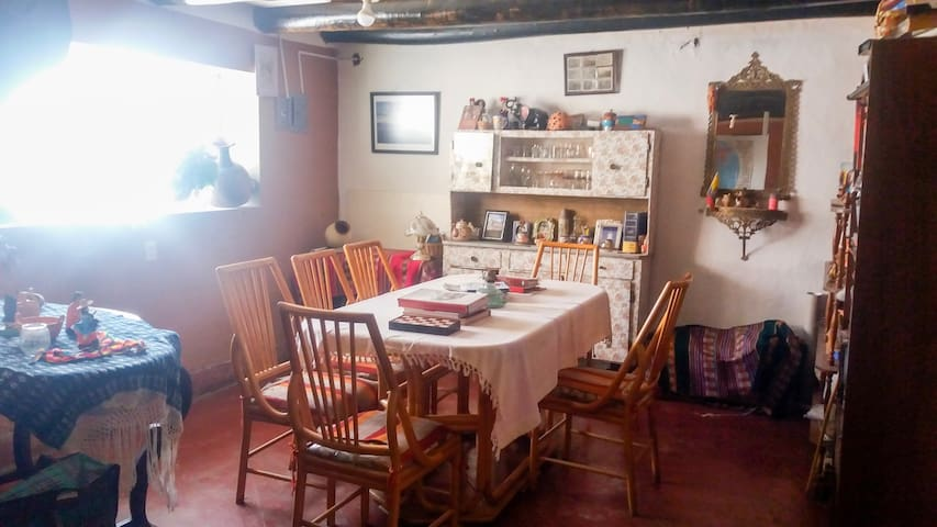 Hospedaje familiar Cajamarca - Casa Mirita