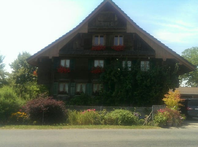 Swiss Farmhouse - 5 min from A2 Hwy - Sempach Station - Penzion (B&B)