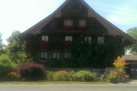 Swiss Farmhouse - 5 min from A2 Hwy - Sempach Station - Bed & Breakfast