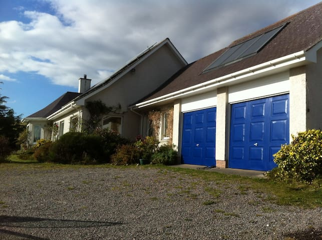 Black Isle bungalow overlooking the Moray Firth. - North Kessock