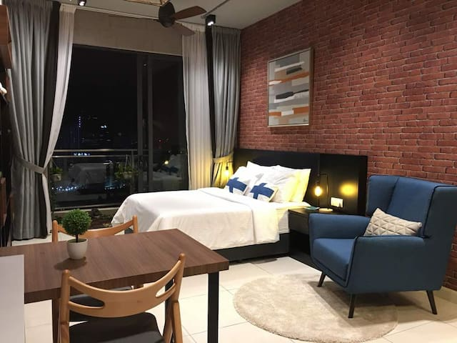 Luxury Penthouse Designer Studio - ♡ of Bangsar KL