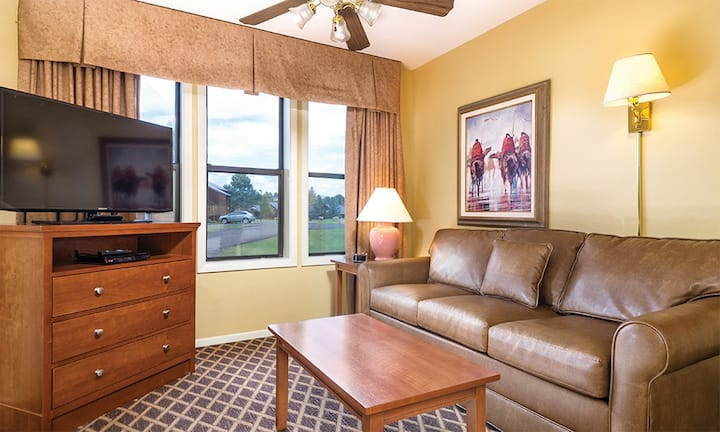 Wyndham Pagosa 1BR Mobility Deluxe Mountains