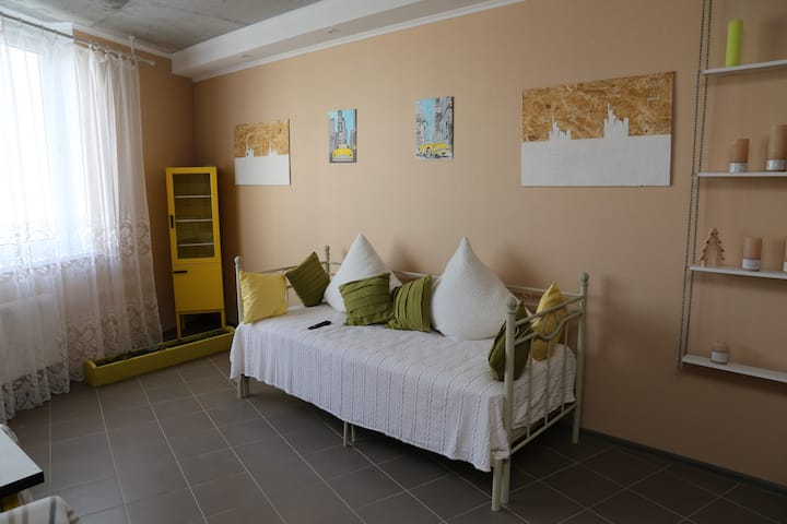 Apartment Kiev 1