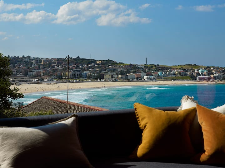 BONDI BEACH PANORAMA
