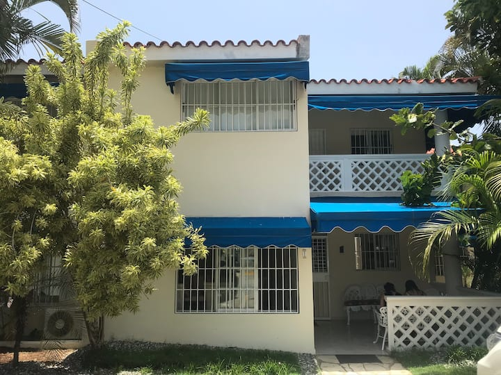 Beautiful beach house in Juan Dolio