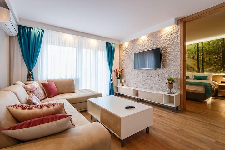 Charming One Bedroom Apartment Zara