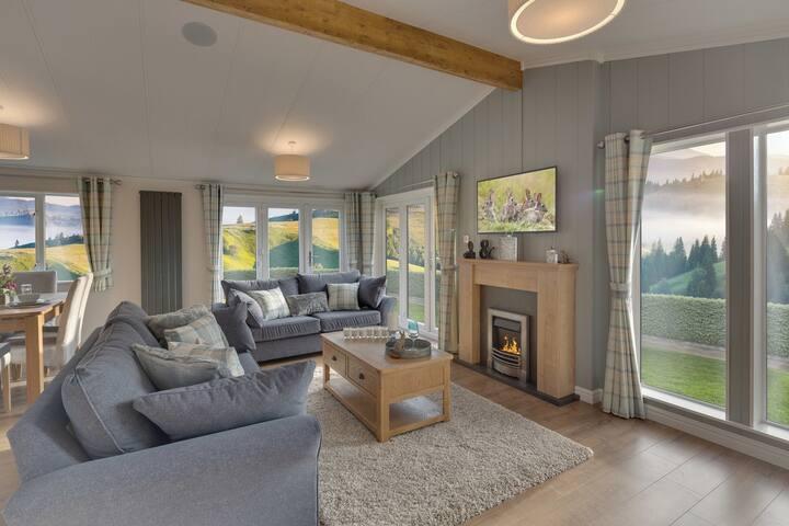 Platinum Grade 2 Bedroom Lodge - Northampton
