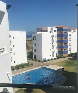 Nice appartement , swimming pool, beach , relaxe