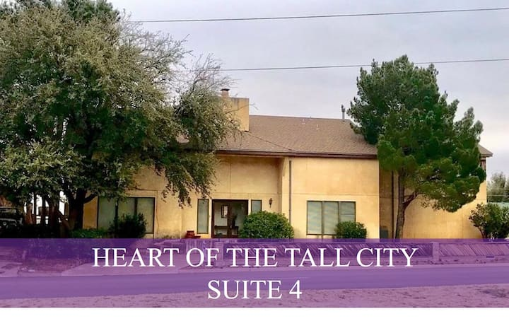 HEART OF THE TALL CITY RM. 4