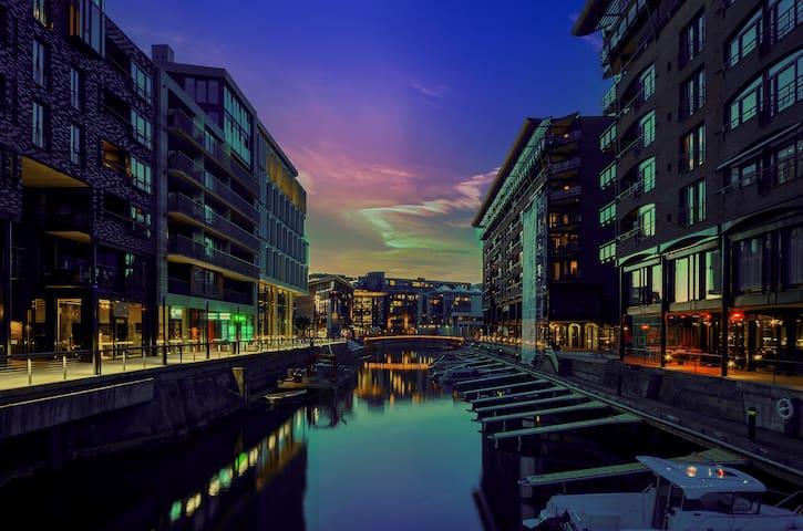 Tjuvholmen (Oslo) - High Standard Apartment