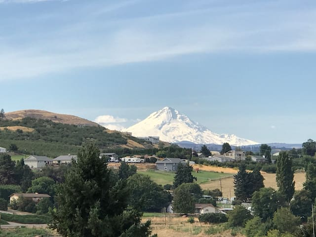 Mt Hood/Vista Views House Park Setting The Dalles