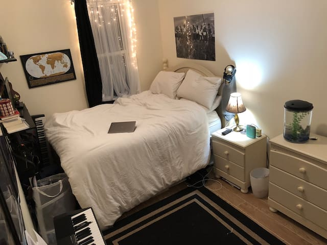 Private New Brooklyn Room
