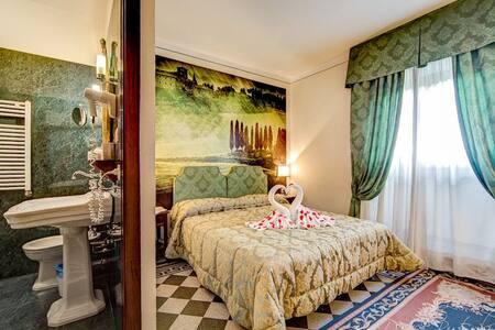 CAMERA DOPPIA HOTEL PORTICI **** AREZZO - Arezzo