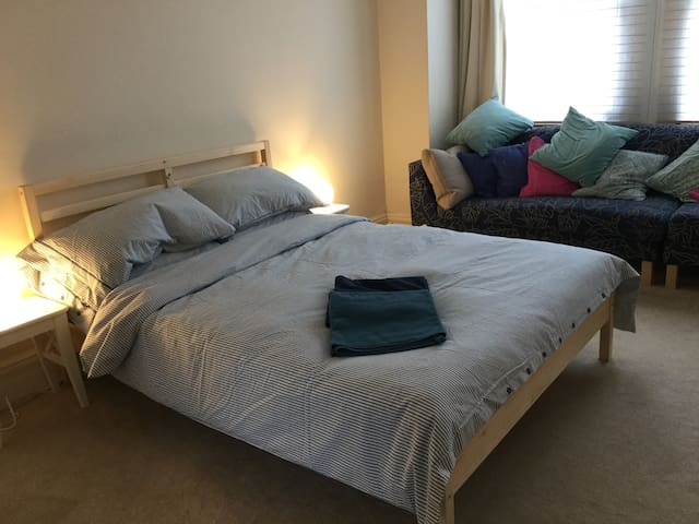 Comfort@77, 2 mins from station - London - Leilighet