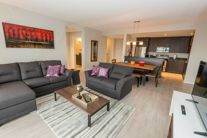 2 Bedroom Apartment - Halifax - Daire