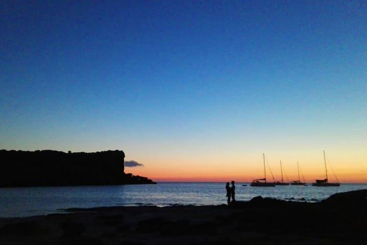 D'a Maina: nell'Isola dell'Isola - Carloforte - Flat