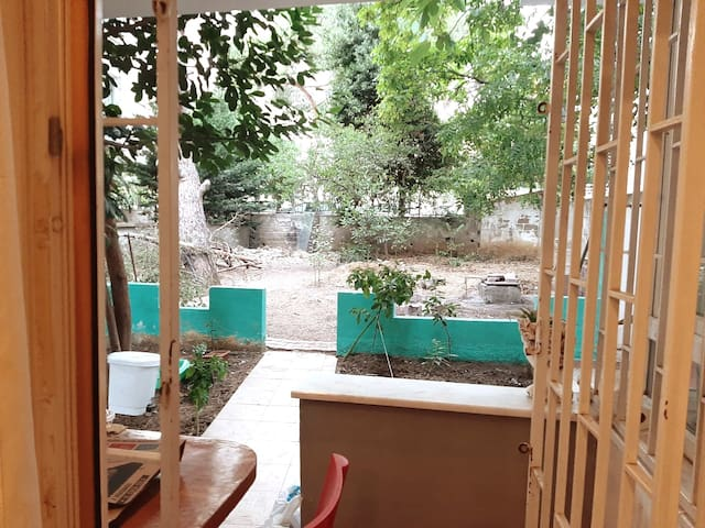 Chill House with a Nice Garden (Full Apartment)